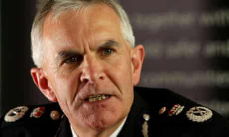 Greater Manchester chief constable Peter Fahy