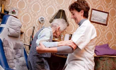 Longer term care