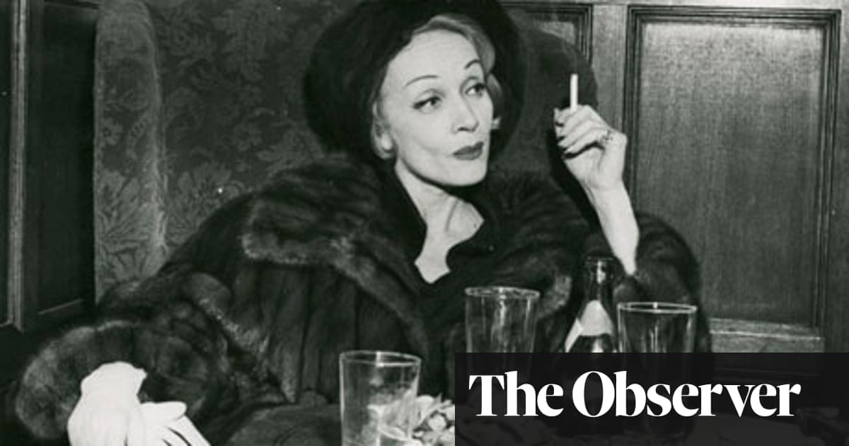 From the Observer archive, 6 March 1960: Marlene Dietrich's wardrobe