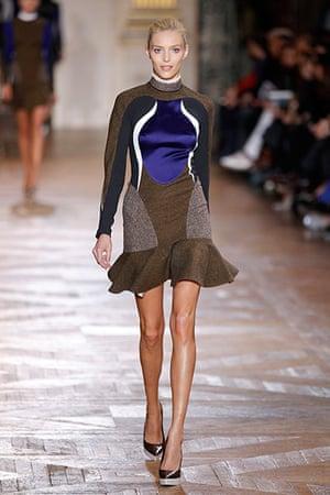 Paris - Stella McCartney: Stella McCartney Fall/Winter 2012-2013 ready-to-wear fashion show in Paris