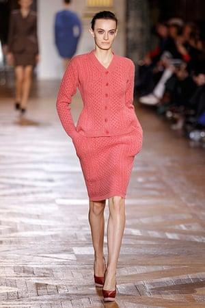 Paris - Stella McCartney: Fall/Winter 2012-2013 women's ready-to-wear fashion show