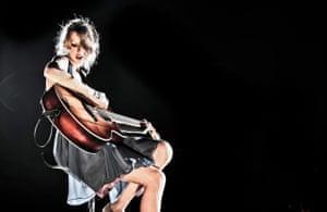 Women in Pop exhibition: She-Bop-A-Lula - Women in Pop photo exhibition - Taylor Swift