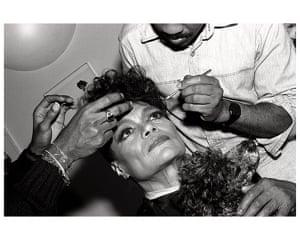 Women in Pop exhibition: She-Bop-A-Lula - Women in Pop photo exhibition - Eartha Kitt