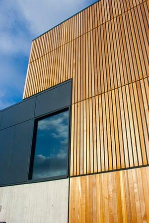 Olympic buildings: Eton Manor