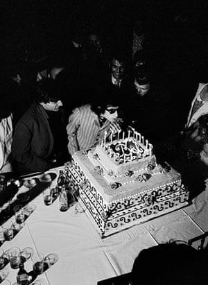 Bob Dylan multimedia show: Bob Dylan