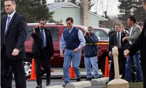Rick Santorum campaigns In Ohio ahead of Super Tuesday