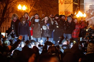 Moscow protest update : Moscow protest update
