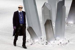 Chanel Ready-To-Wear: Karl Lagerfeld
