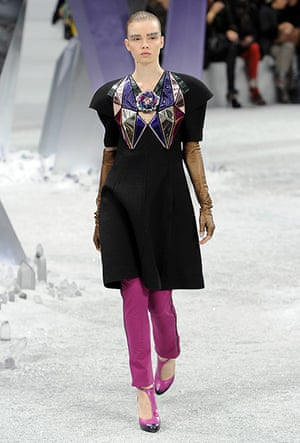 Chanel Ready-To-Wear: The Chanel show at Grand Palais
