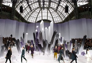 Chanel Ready-To-Wear: The Chanel show