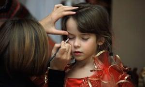 child beauty pageants sexualization