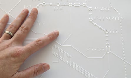 braille map