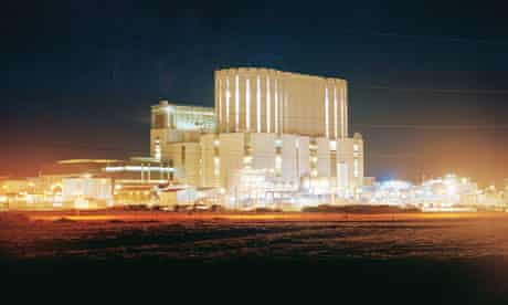 Dungeness power plant
