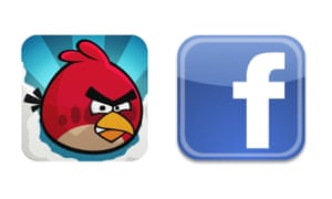 Angry Birds and Facebook