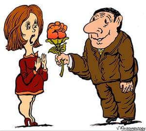 Cartoon Movement: Cartoons about gender