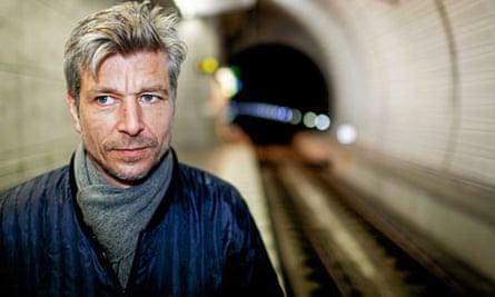 Karl Ove Knausgard Portraits