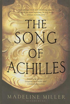 Orange prize 2012: The Song of Achilles by Madeline Miller