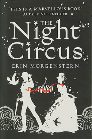 Orange prize 2012: The Night Circus by Erin Morgenstern