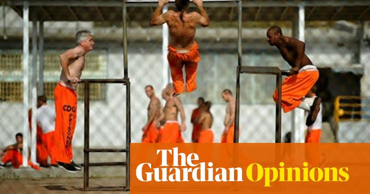 The grim truth of being gay in prison | Sadhbh Walshe | Society