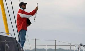 Steve Callahan: Experience, adrift in Atlantic