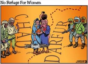 Cartoon movement: Cartoons on gender