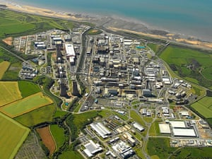 Windscale: International Inspection for Sellafield Nuclear Facility    L628-07