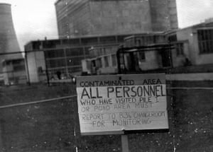 Windscale: Radiation Leak At Windscale (sellafield) In October 1957