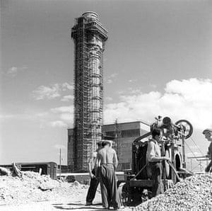 Windscale: Construction of Windscale