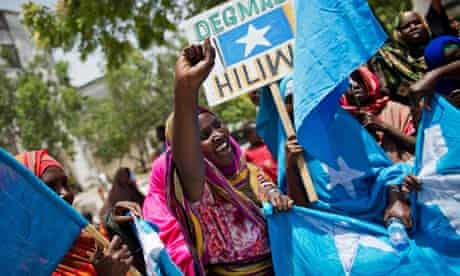 Somali women