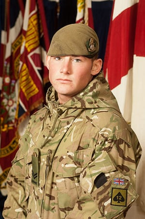 Death of Six Soldiers : Six British Soldiers killed in Afghanistan
