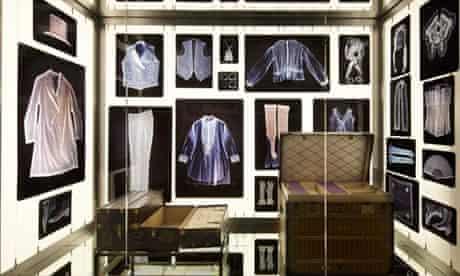Classic Louis Vuitton trunks