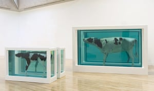 Damien Hirst: Mother and Child Divided