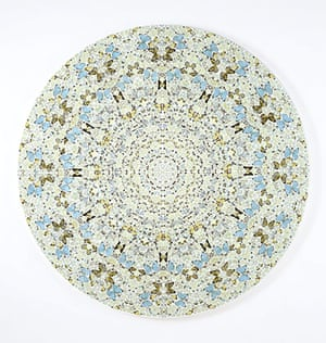Damien Hirst: Sympathy in White Major - Absolution II