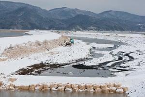 Japan tsunami: Okawa Elementary School where 74 children and 10 teachers died
