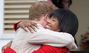 Prince Harry Tours Jamaica To Mark Queen Elizabeth II's Diamond Jubilee