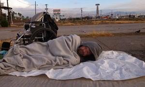 Las Vegas homeless foreclosure unemployment US