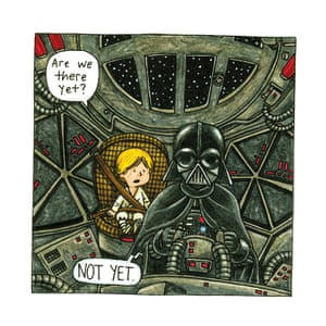 29 Darth Vader - Are We There Yet?
