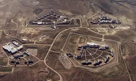 The Federal Correctional Complex in Florence, Colorado