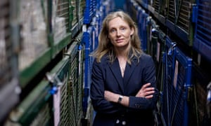 Victoria Cleland, head of banknotes at the Bank of England