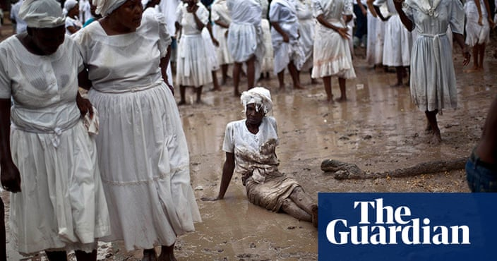 Holy Week in Haiti and Dominican Republic - in pictures