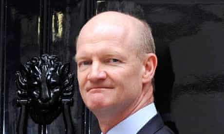 Wellcome Trusts David Willetts