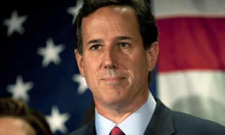 Rick Santorum Suspends His Presidential Campaign