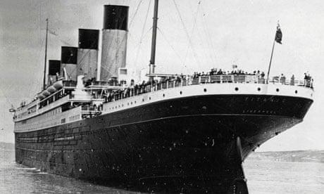 Image result for titanic sets sail 1912