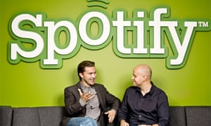 Spotify founders