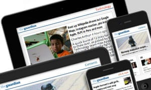 Guardian on Google Currents