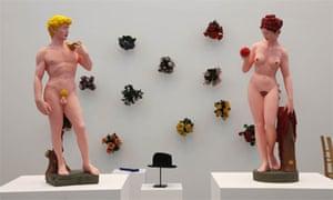 Sculpture by Hans-Peter Feldmann