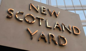 Metropolitan police suspend eight officers over allegations of racism