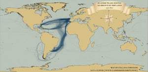 Historical shipping Spain