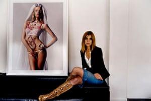 Carine Roitfeld: 2009: Carine Roitfeld Editor of French Vogue