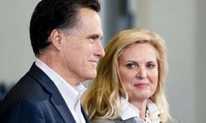 Ann Romney and Mitt